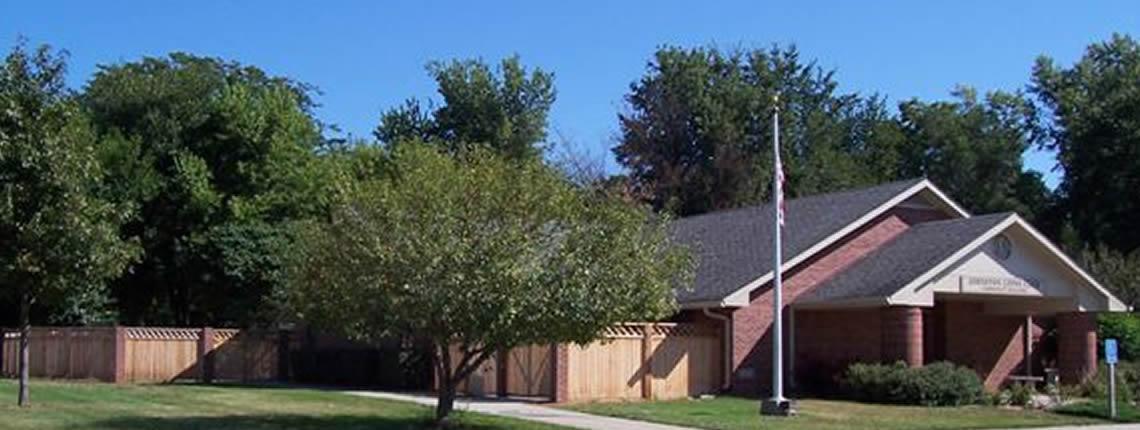 Johnston Iowa Lions Club Building